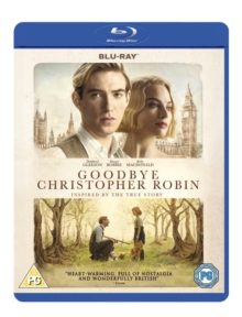 Goodbye Christopher Robin, Blu-ray BluRay