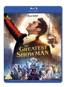 The Greatest Showman, Blu-ray BluRay