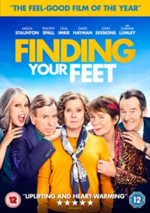 Finding Your Feet, DVD DVD