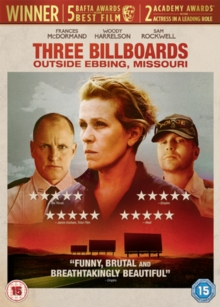 Three Billboards Outside Ebbing, Missouri, DVD DVD