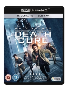 Maze Runner: The Death Cure, Blu-ray BluRay