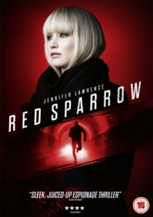Red Sparrow, DVD DVD