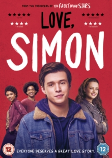 Love, Simon, DVD DVD