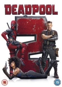 Deadpool 2, DVD DVD