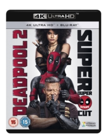 Deadpool 2, Blu-ray BluRay