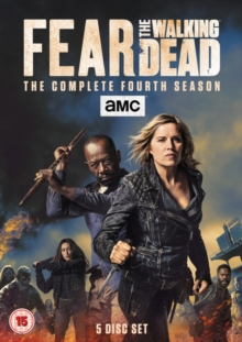 Fear the Walking Dead: The Complete Fourth Season, DVD DVD