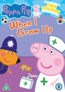 Peppa Pig: When I Grow Up, DVD DVD