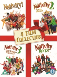 Nativity!: 4 Film Collection