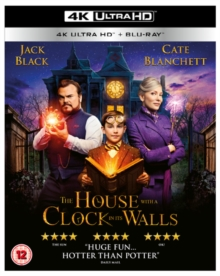 The House With a Clock in Its Walls, Blu-ray BluRay