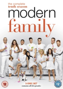 Modern Family: The Complete Tenth Season, DVD DVD