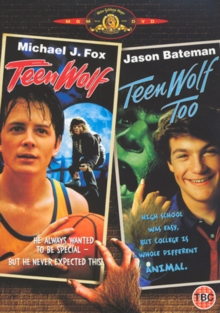 Teen Wolf/Teen Wolf Too, DVD  DVD