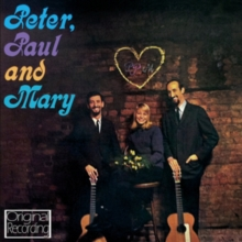 Peter, Paul and Mary, CD / Album Cd