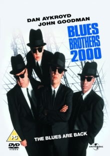 Blues Brothers 2000, DVD  DVD