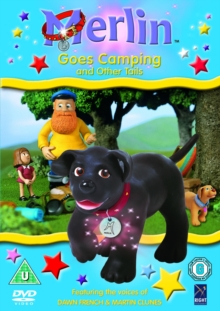 Merlin the Magical Puppy: Merlin Goes Camping and Other Tails, DVD  DVD
