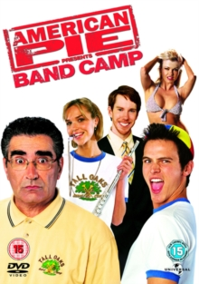 American Pie Presents: Band Camp, DVD  DVD