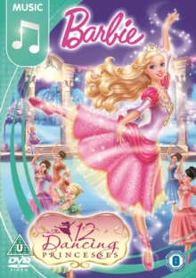 Barbie: The Twelve Dancing Princesses, DVD  DVD