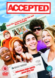 Accepted, DVD  DVD