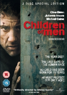 Children of Men, DVD  DVD
