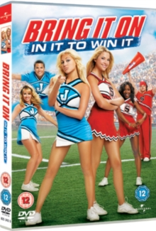 Bring It On: In It to Win It, DVD  DVD