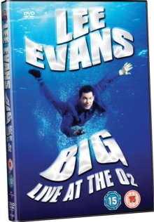 Lee Evans: Big - Live at the O2, DVD  DVD