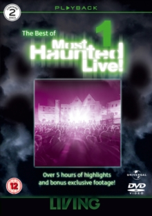 Most Haunted Live: Best Of - 1, DVD  DVD