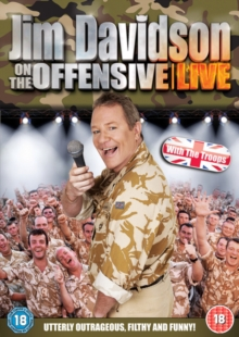 Jim Davidson: On the Offensive - Live, DVD  DVD
