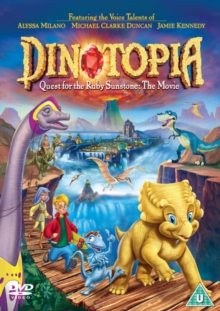 Dinotopia: Quest for the Ruby Sunstone, DVD  DVD