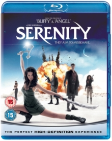 Serenity, Blu-ray  BluRay