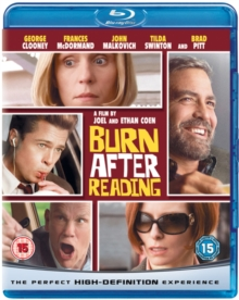 Burn After Reading, Blu-ray  BluRay