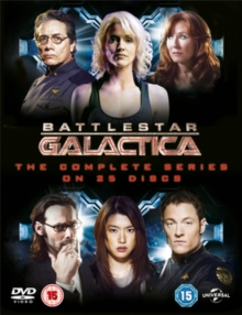 Battlestar Galactica: The Complete Series, DVD  DVD