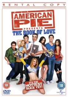American Pie Presents: Book of Love, DVD  DVD