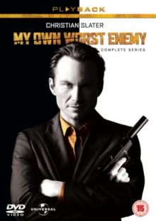 My Own Worst Enemy, DVD  DVD