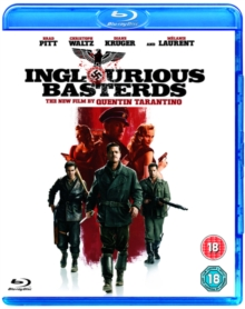 Inglourious Basterds, Blu-ray  BluRay