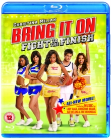 Bring It On: Fight to the Finish, Blu-ray  BluRay