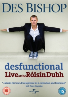 Des Bishop: Desfunctional - Live at the Roisin Dubh, DVD  DVD