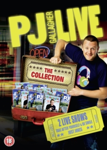 PJ Gallagher: Collection, DVD  DVD