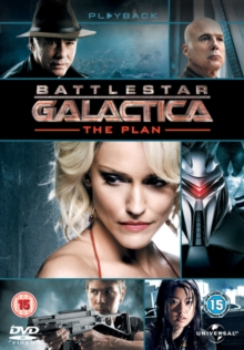 Battlestar Galactica: The Plan, DVD  DVD