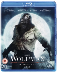 The Wolfman, Blu-ray BluRay