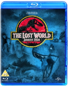 The Lost World - Jurassic Park 2, Blu-ray BluRay