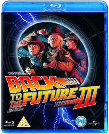 Back to the Future: Part 3, Blu-ray  BluRay