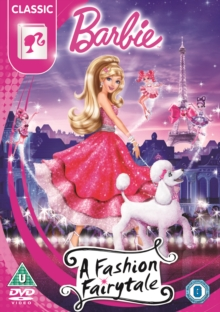 Barbie in a Fashion Fairytale, DVD  DVD