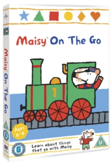 Maisy: Maisy On the Go, DVD  DVD