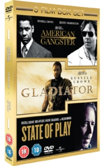 American Gangster/Gladiator/State of Play, DVD  DVD