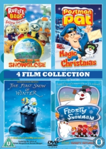 Rupert and the Snowglobe/Postman Pat's Magic Christmas/..., DVD  DVD