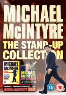 Michael McIntyre: The Stand Up Collection, DVD  DVD