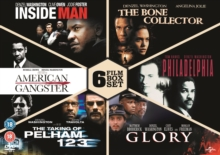 The Taking of Pelham 123/American Gangster/Inside Man/..., DVD DVD