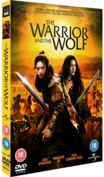 The Warrior and the Wolf, DVD DVD