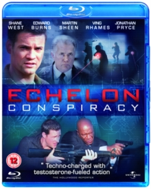 Echelon Conspiracy, Blu-ray  BluRay