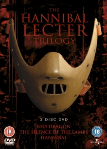 The Hannibal Lecter Trilogy, DVD DVD