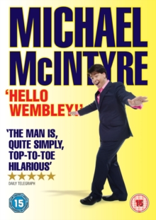 Michael McIntyre: Hello Wembley!, Blu-ray  BluRay